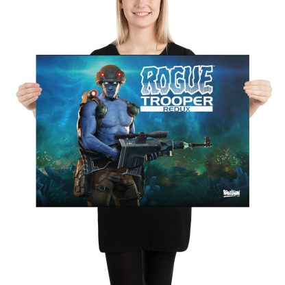 Poster of Rogue Trooper on Nu Earth
