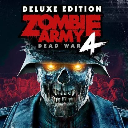 Game cover of Zombie Army 4 Dead War Deluxe Edition