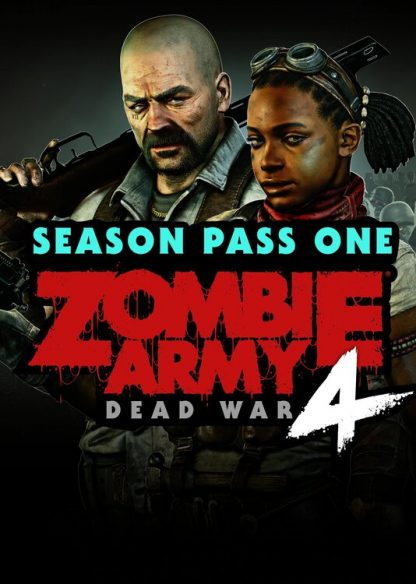 Cover image for Zombie Army 4 Season Pass 1 featuring Boris and Shola