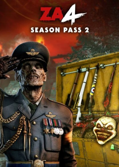 Cover image for Zombie Army 4 Season Pass 3 featuring Hector