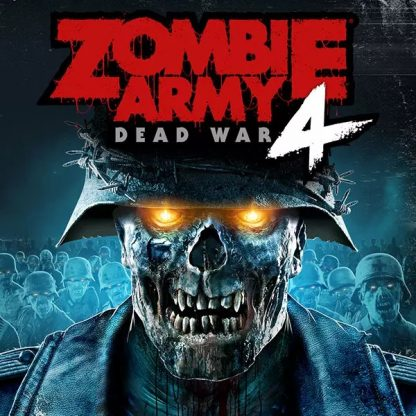 Game cover of Zombie Army 4 Dead War Standard Edition