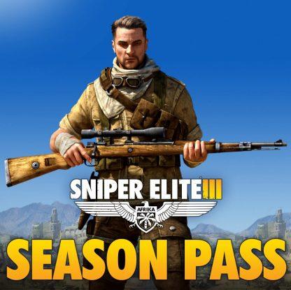 Box Art for Sniper Elite 3 Season Pass
