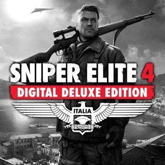 Box Art for Sniper Elite 4 Digital Deluxe Edition