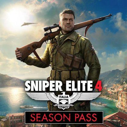 Box Art of Sniper Elite 4 Season Pass