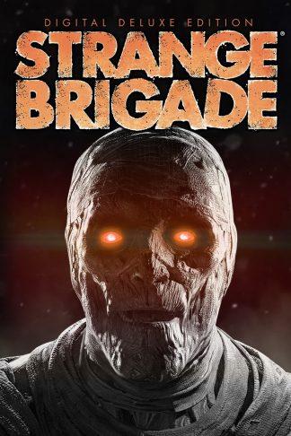 Box Art for Strange Brigade Digital Deluxe Edition