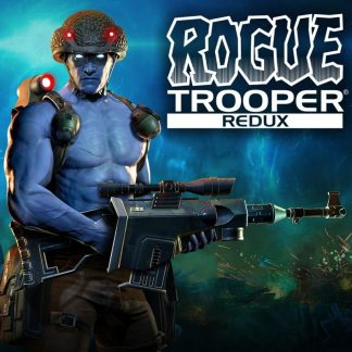 Game cover of Rogue Trooper Redux featuring Rogue Trooper on Nu Earth